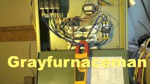 Electric Furnace Troubleshooting Chart Diagnose The Electric Furnace Problem 1