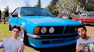 BMW Convertible southern california bmw : SoCal Vintage BMW Meet • 2016 Highlights - YouTube