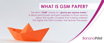 Gsm Conversion Chart What Is Gsm Paper Everything You Need To Know