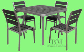 Commercial Grade Outdoor Dining Tables