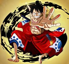Luffy Wano Wallpapers Wallpaper Cave