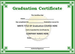13 Sample Certificates Documents Download In Pdf Word Psd