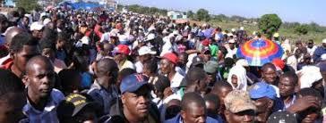 Canciller dominicano visita frontera con Haití, donde exigen medidas contra  país vecino | AméricaEconomía | AméricaEconomía