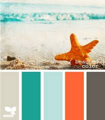 At the ocean: Coral and teal color pallet | Colors that Inspire | Pinterest  | Color pallets, Teal colors and Pallets