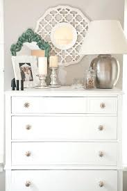 bedroom dresser decorating ideas. Ideas For Decorating Dressers Best Bedroom Dresser On Vintage White And