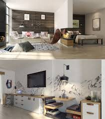 Cute Studio Apartments Interior Design Masculine Studio Apartment Interior Design Ideas