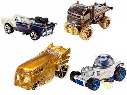 "<b>Игрушка Mattel Hot Wheels</b> Star Wars ""Базовые машинки"" в ..."
