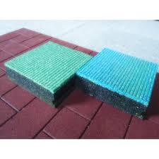 interlocking rubber floor tiles ideas