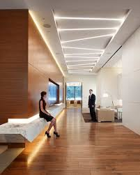 cove lighting ideas. Lighting Idea For The Corridor Area To Innovation Room . Reception In Cole Capital Office Building Combines Geometrically Placed Neo-Ray Cove Ideas