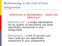 Referencing Your Work Ppt Download