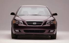 2006 Hyundai Sonata - Information and photos - ZombieDrive