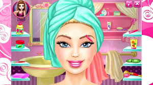 barbie makeup tutorial barbie makeup game for s barbie doll games