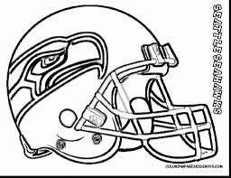 Coloring Pages Coloring Pagesl Helmet Nfl Admirable Home Of