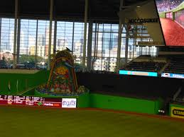 Going Fishing Breaking Down Marlins Park Seating The Top Step