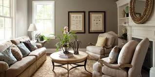 Painting Living Room Gray The 6 Best Paint Colors That Work In Any Home Huffpost