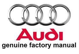 audi a5 2012 2013 2014 2015 2016 repair manual