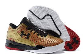 under armour basketball shoes stephen curry. men\u0027s ua stephen curry two low gold/red under armour basketball shoes