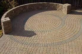 stone paver flagstone patios