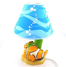 finding nemo table lamp nightlight 3 way by and similar items