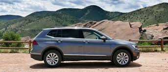 2018 volkswagen touareg interior. brilliant interior 2018 volkswagen tiguan suv first drive 5 things you need to know inside volkswagen touareg interior