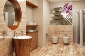 bathroom wall decorating ideas. 50 Small Bathroom Decoration Ideas \u2013 Photo Wallpaper As Wall Decor Decorating