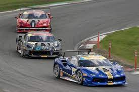 New Ferrari Challenge Uk Series Gets A Flying Start With 20 Cars Already Confirmed Petrolicious