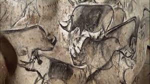 file rhinos chauvet cave jpg