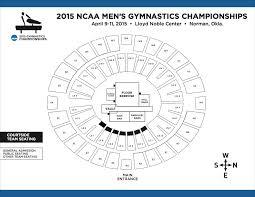 2015 Ncaa Mens Gymnastics Championships Norman Oklahoma