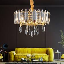 Creative Designs In Lighting Modern Crystal Chandelier Creative Design Lamp Luxury Indoor Lighting For Living Room Dining Rrom Kitchen Island Home Decoration Raindrop Chandelier