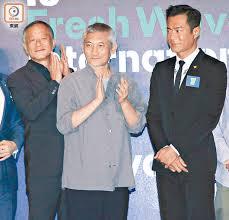 HKSAR Film No Top 10 Box Office: [2019.06.23] TSUI HARK: NEW DIRECTORS  REPRESENT NEW HOPES