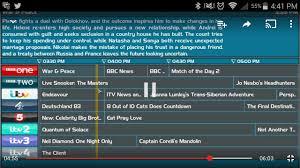 tv guide. tv guide s