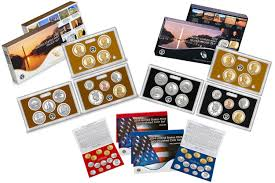 2016 united states proof and uncirculated mint sets