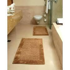 2 piece bathroom rug sets bed bath and beyond bathroom rugs 2 piece brown cotton bathroom