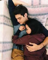 Both lana, 21, and noah, 22, launched into stardom last year after the release of their teen romantic comedy, to all the boys i've loved before. Lana Condor Noah Centineo To All The Boys Stars Cutest Moments
