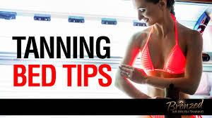 Tanning Light For Home Use Tanning Bed Tips For Beginners Get Dark Fast Insider Secrets