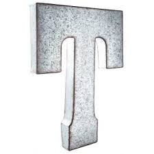 galvanized metal letter wall decor t on large metal wall art hobby lobby with galvanized metal letter wall decor t hobby lobby 138555