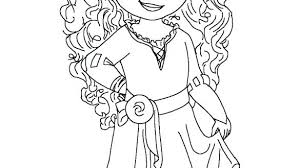 Fresh Baby Disney Princess Coloring Pages For Cute Coloring Pages