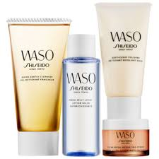 <b>Shiseido</b> Waso <b>Starter Kit</b> ($46.00 value) P450233 - JCPenney