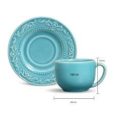 uma xícara de chá são quantos ml
