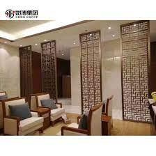 china interior decoration laser cut
