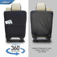 licensed collegiate custom tailored seat covers
