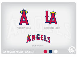 Image result for la angels  logo