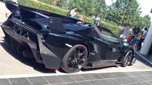 lamborghini veneno roadster interior. lamborghini veneno roadster in black walk around and interior youtube g