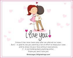 I Love You Quotes For Husband New Love Messages for Husband 48greetings