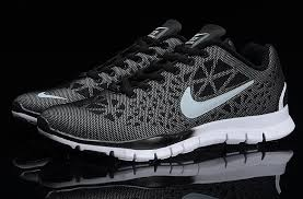 nike mens running shoes. new nike free tr fit 5.0 men\u0027s running shoes black white larger image mens