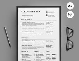 2017 Resume Best Best Of 60 Stylish Professional CV Resume Templates