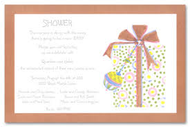 Birthday Card Shower Invitation Wording Bebe Gift Baby Shower Invitations Myexpression 11995