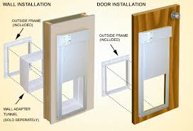 dog door installation dog door pet doors