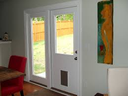 exterior door with dog door already installed. image of: sliding door dog designs exterior with already installed e