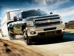 2011 Chevrolet Silverado HD - New Heavy Duty Trucks - 2500HD ...